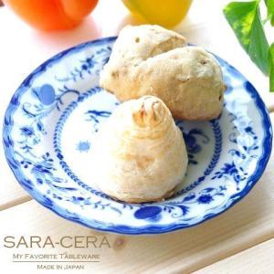 洋食器 ロイヤルブルーオニオン パンプレート 200050001708|sara-cera-y