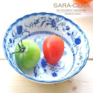 洋食器 ロイヤルブルーオニオン フルーツディッシュ 200050001709|sara-cera-y