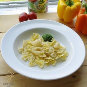 スープ皿 白い食器 ワインに合うお料理レシピホワイト24cm 洋食器|sara-cera