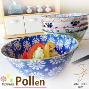 5個セット 笑顔がみえる花は咲く ポレン 小丼 どんぶり サラダボール 15cm (化粧箱入) 食器セット ギフト 花柄 リバティプリント|sara-cera