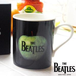 THE BEATLES ビートルズ マグカップ アップルスタジオ (アップル)ジョン ポール ジョージ リンゴ|sara-cera