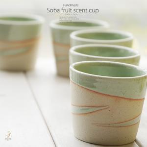 手描き色絵 オーバーグレーズ そば千代口 フリーカップ(みずいろブルーチェック) 和食器 水色 青 蕎麦猪口|sara-cera