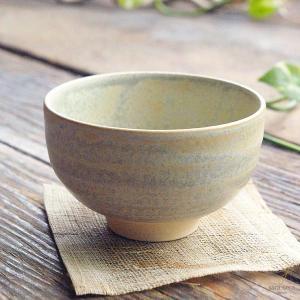 手のりがいい 煎茶碗 ミニ小鉢 (緑グリーン窯変) 和食器 和風 美濃焼 小鉢|sara-cera