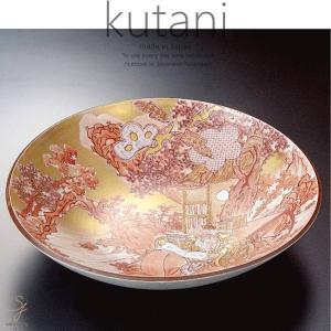 九谷焼 15号飾プレート 皿 太公望 和食器 日本製 ギフト おうち ごはん うつわ 陶器|sara-cera