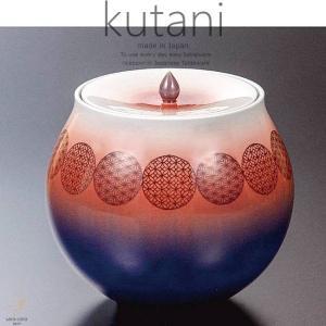九谷焼 6号彩釉水差 赤小紋 和食器 日本製 ギフト おうち ごはん うつわ 陶器|sara-cera