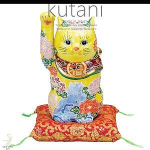 九谷焼 7号招き猫 花づくし 和食器 日本製 ギフト おうち ごはん うつわ 陶器|sara-cera