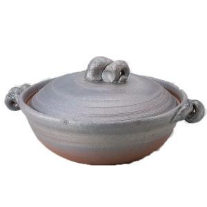 和食器 土鍋 窯変9.0鍋 万古焼 お鍋 直火 食器 おうち ごはん あったか 陶器|sara-cera