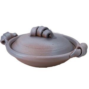 和食器 土鍋 窯変スッポン9.0鍋 万古焼 お鍋 直火 食器 おうち ごはん あったか 陶器|sara-cera