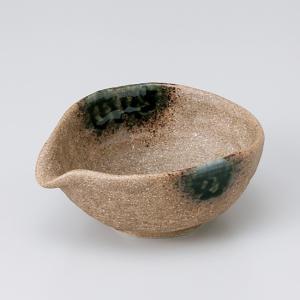 和食器 伊賀織部片口 小鉢 ボウル カフェ 食器 陶器 おうち おしゃれ プチ ミニ 日本製|sara-cera
