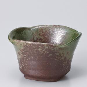 和食器 南蛮織部四方 小鉢 ボウル カフェ 食器 陶器 おうち おしゃれ プチ ミニ 日本製|sara-cera