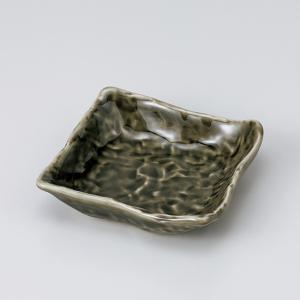 和食器 織部4.0角 小鉢 ボウル カフェ 食器 陶器 おうち おしゃれ プチ ミニ 日本製|sara-cera