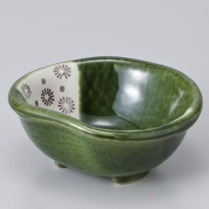 和食器 織部古紋ひねり 小鉢 ボウル カフェ 食器 陶器 おうち おしゃれ プチ ミニ 日本製|sara-cera