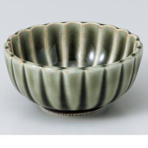 和食器 ちょこっと 織部菊 小鉢 豆鉢 ミニ プチ 小さな うつわ ボウル カフェ おしゃれ おうち 陶器 日本製|sara-cera
