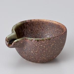 和食器 ちょこっと 織部流し片口 小鉢 豆鉢 ミニ プチ 小さな うつわ ボウル カフェ おしゃれ おうち 陶器 日本製|sara-cera