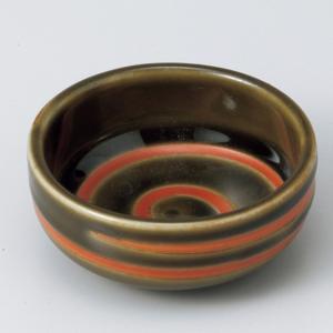 和食器 ちょこっと 織部内外渦巻 小鉢 豆鉢 鉢 ミニ プチ 小さな うつわ ボウル カフェ おしゃれ おうち 陶器 日本製|sara-cera