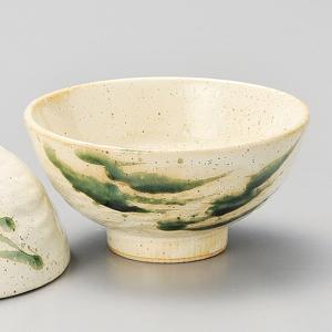 和食器 織部伊吹小 ご飯茶碗 飯碗 茶碗 おうち うつわ 陶器 日本製 らいすぼーる 軽井沢 春日井|sara-cera