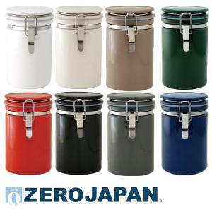 ZEROJAPAN ゼロジャパン コーヒーキャニスター  CO-200