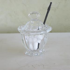デザインガラス・シュガーケース|sara-style
