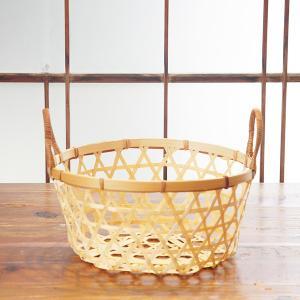 竹かごバスケット(S)|sara-style