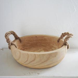 【天然木】carving handle tray|sara-style