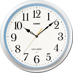 カシオ 電波掛時計 IQ-480J-8JFの商品画像