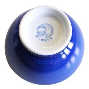 (業務用・茶碗)ねこちぐらハチワレG型茶椀(小)(入数:5)|sarara-tt|03