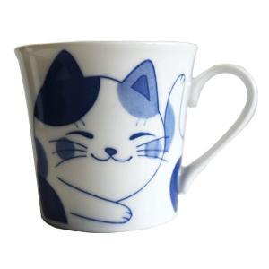 (業務用・マグカップ)ねこちぐらミケYKマグ(小)うすかる(入数:5)|sarara-tt