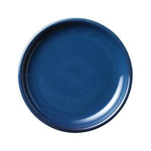 (業務用・丸皿)カントリーサイド 23cmミート皿 フォールズブルー(入数:5)|sarara-tt