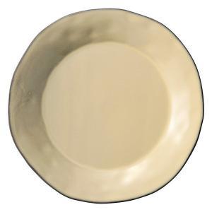 (業務用・丸皿)ラフェルム 28cmプレート シナモンベージュ(入数:5)|sarara-tt