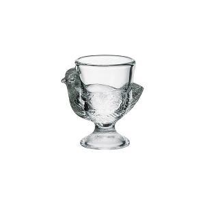 エッグスタンド(ガラス・陶器)