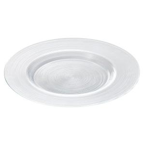 (業務用・丸皿)イマージュ 28cmリムプレート (入数:6)|sarara-tt