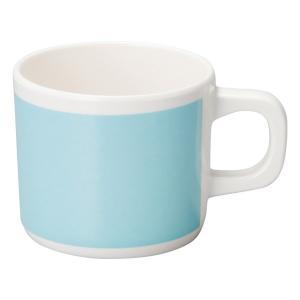 (業務用・マグカップ)メラミン食器 マグカップ ブルー(入数:5)|sarara-tt
