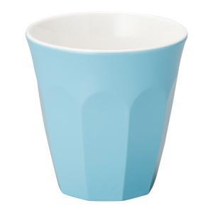 (業務用・タンブラー)メラミン食器 ドリンクカップ ブルー(入数:5)|sarara-tt