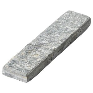 (業務用・箸置き)天然石 11cmカトラリーレスト シルバーシャイン(入数:5) sarara-tt