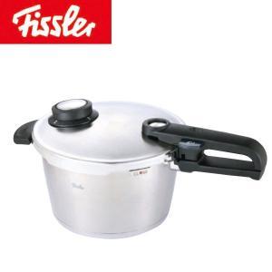 (業務用・圧力鍋)フィスラー プレミアムプラス 圧力鍋 4.5L(入数:1)|sarara-tt