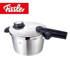(業務用・圧力鍋)フィスラー コンフォートプラス 圧力鍋 6.0L(入数:1)|sarara-tt