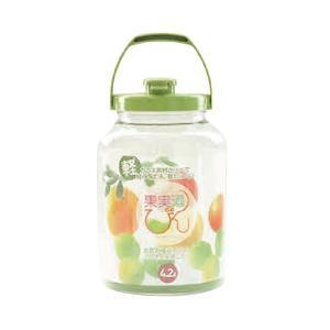 (業務用・保存容器)タケヤ 果実酒びん R型 4.2L(入数:1)|sarara-tt