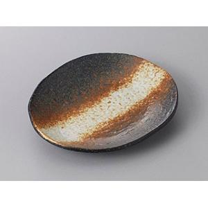 ●楕円皿 サイズ:15.3×12.5×2.5cm 【入数:5】  ※土物  (シリーズコード:E38...