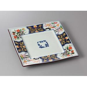 ●正角盛皿 サイズ:23.5×23.5×2.5cm 【入数:5】  (シリーズコード:E381BFE...