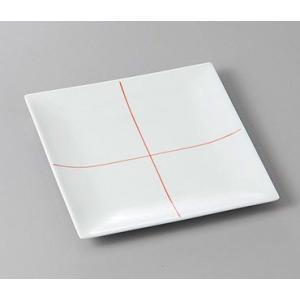 ●正角盛皿 サイズ:19×19×1.7cm 【入数:5】  (シリーズコード:E381BFE8193...