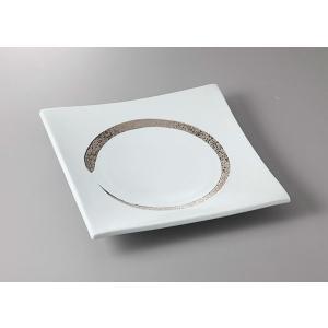 ●有田焼盛皿 サイズ:19×19×2.5cm 【入数:1】  (シリーズコード:E381BFE819...