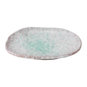 ●楕円皿 サイズ:17×11×2.2cm 【入数:5】  ※土物  (シリーズコード:E381BFE...