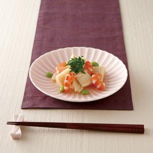 (業務用・18cm)かすみ 18cm丸皿 さくら(入数:5)|sarara-tt|02