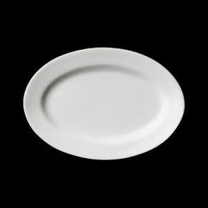 (業務用・楕円皿)エクセレント 23cmプラター(入数:3)