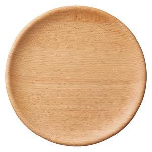 (業務用・丸皿)ビーチプレートディッシュL(木)[63518-278](入数:5)|sarara-tt