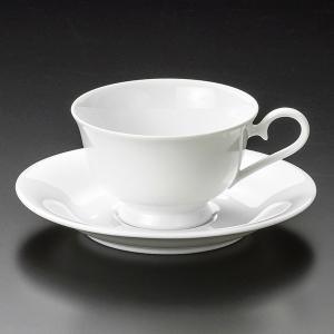 (業務用・コーヒーカップ)白磁カルチェ兼用碗[66352-4...