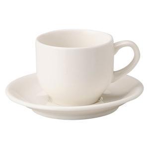 (業務用・ソーサー)ボーンセラム コーヒー受皿[68605-408](入数:5)