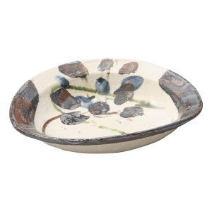 (業務用・楕円皿)鼡志野かぶ おでん皿[53765-517](入数:5)