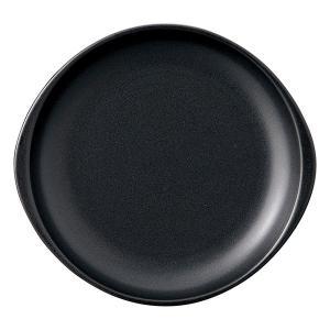 (業務用・陶板)ブラックセラム 陶板(小)[71001-658](入数:5)