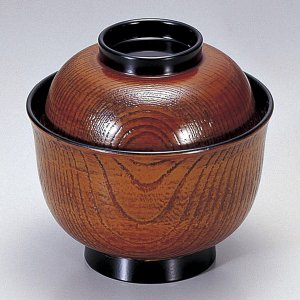 (業務用・小吸椀)[TA]姫小吸椀 栃[81906-808](入数:5) sarara-tt